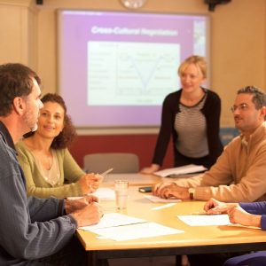 English language training for Vocational teachers