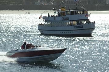 Scarborough Sea cruise