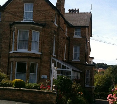 the Mount House Hotel Scarborough
