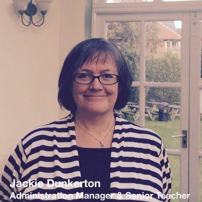 Jackie Dunkerton
