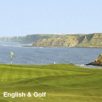 English and Golf